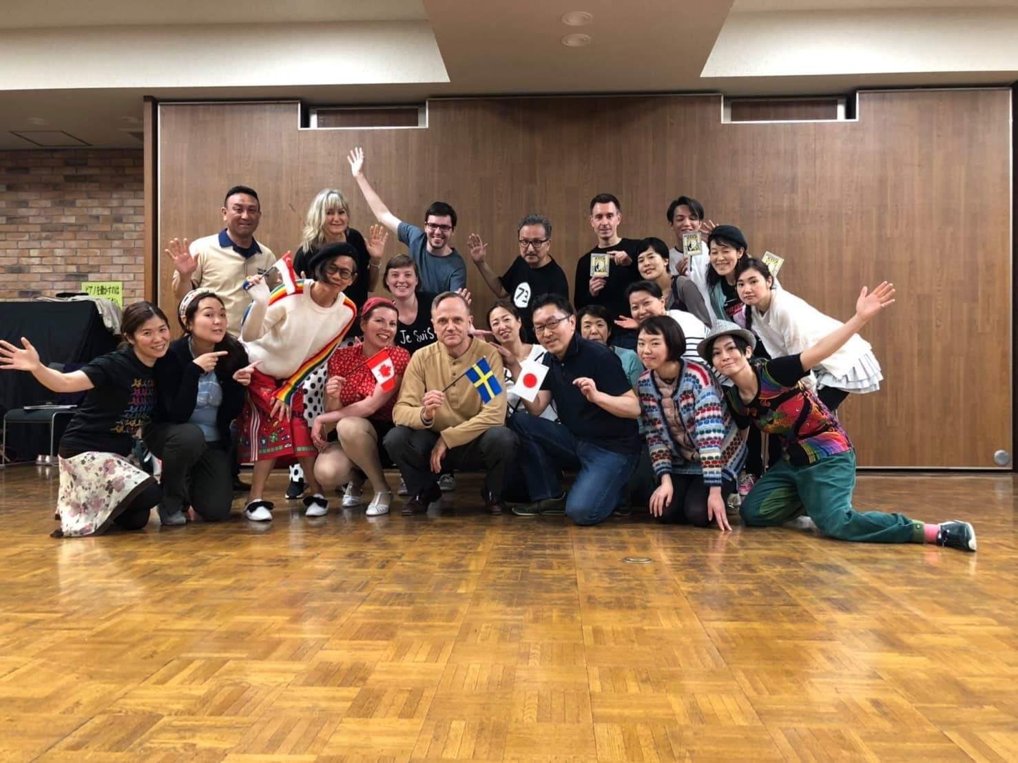 Tokyo Workshop, March 2019